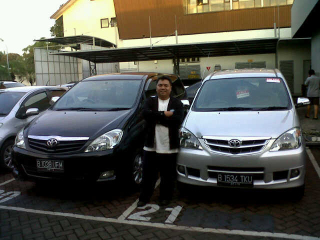 DIJUAL AVANZA 2006, 115 JT