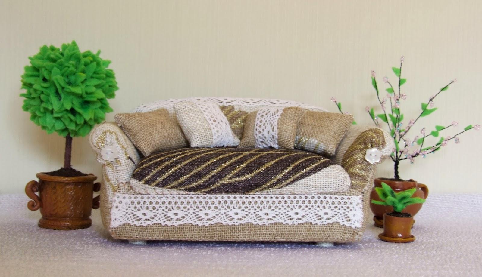 Как сделать мебель своими руками диваны
