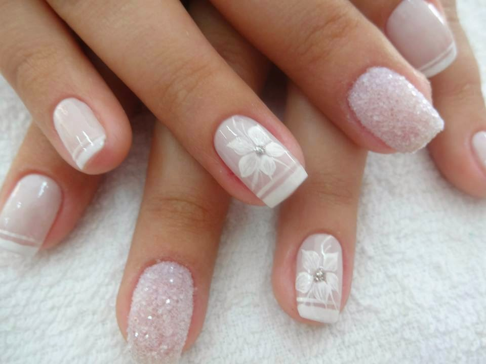 Pretty Nails Art For Hand Nails By Nail Art Mania Hand Nails