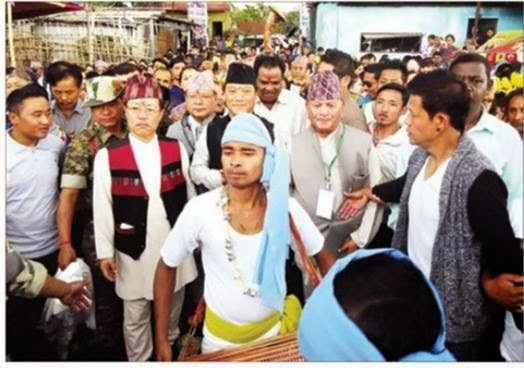First ever Gorkha-Adivasi cultural festival starts in Jaigaon.