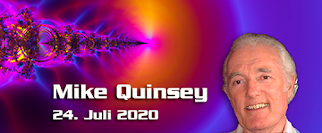 Mike Quinsey – 24. Juli 2020