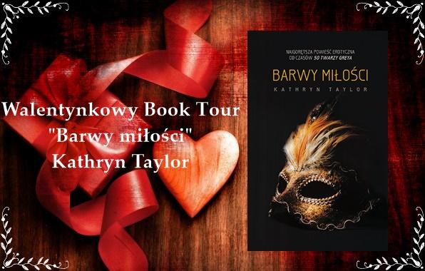 """BOOK TOUR """"Barwy miłości"""""""