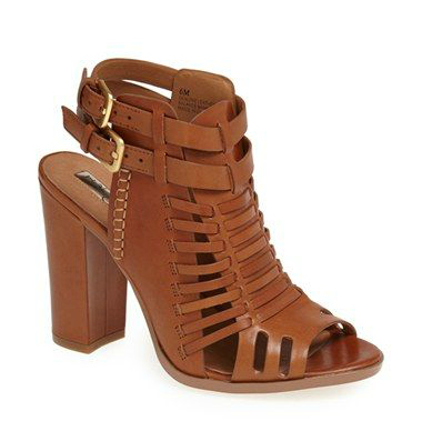 Halogen sandal. Wishlist at www.forarealwoman.com #shoes #gladiator