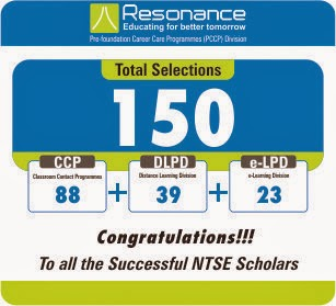 NTSE STAGE-2 RESULT