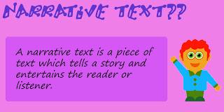 Contoh Narrative Text Bahasa Inggris Lengkap