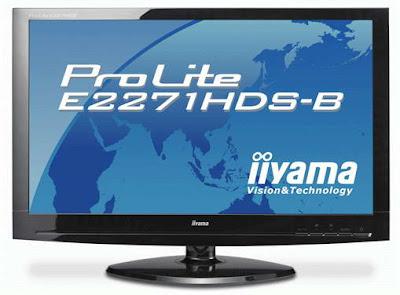 new iiyama ProLite X2775HDS-B