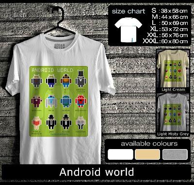 kaos distro android world
