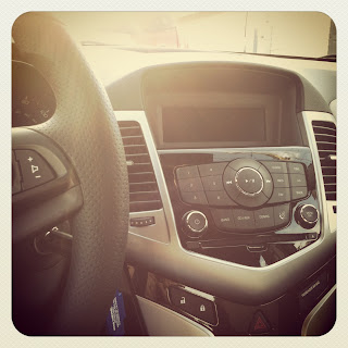 Chevy Cruze_Interior Photo_Radio