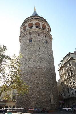 Torre Galata, Estambul - Viaje a Turquia