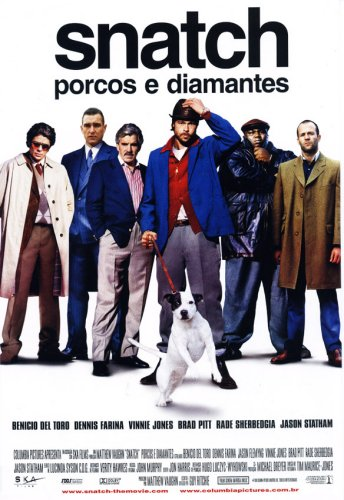 Snatch: Porcos e Diamantes Dublado
