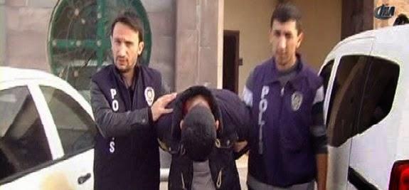 Polis, sahte polisi kılık değiştirerek yakaladı