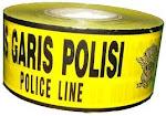 Police Line 500 Meter