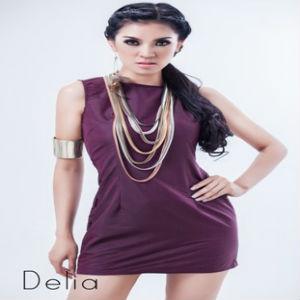 Delia Paramitha Artis Penyanyi Dangdut Artis Top Ten Delia