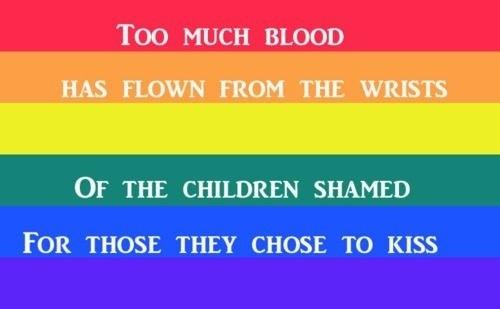 Gay Suicide statistics