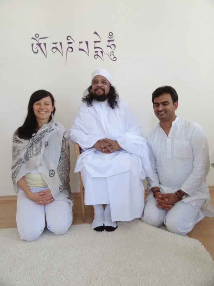 Gurumahan bei Yoga Freiraum Oberstimm