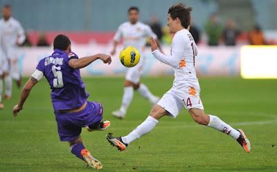 Fiorentina 3 - 0 AS Roma (2)