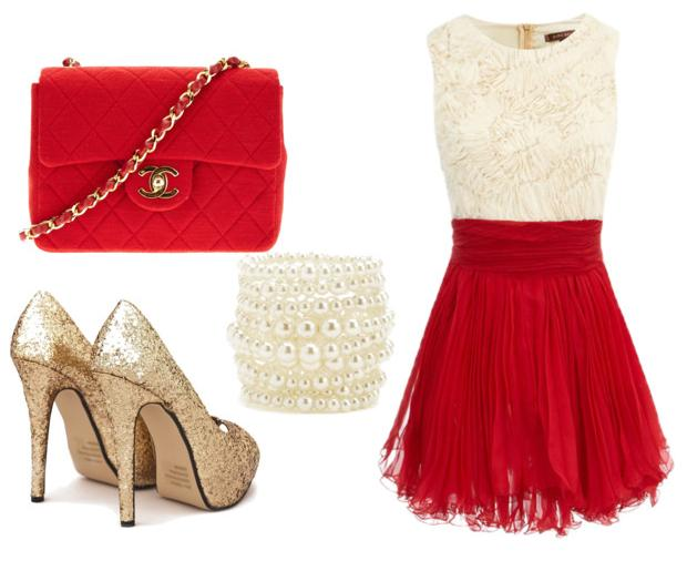 Lush fab glam blogazine what to wear christmas dinner style guide