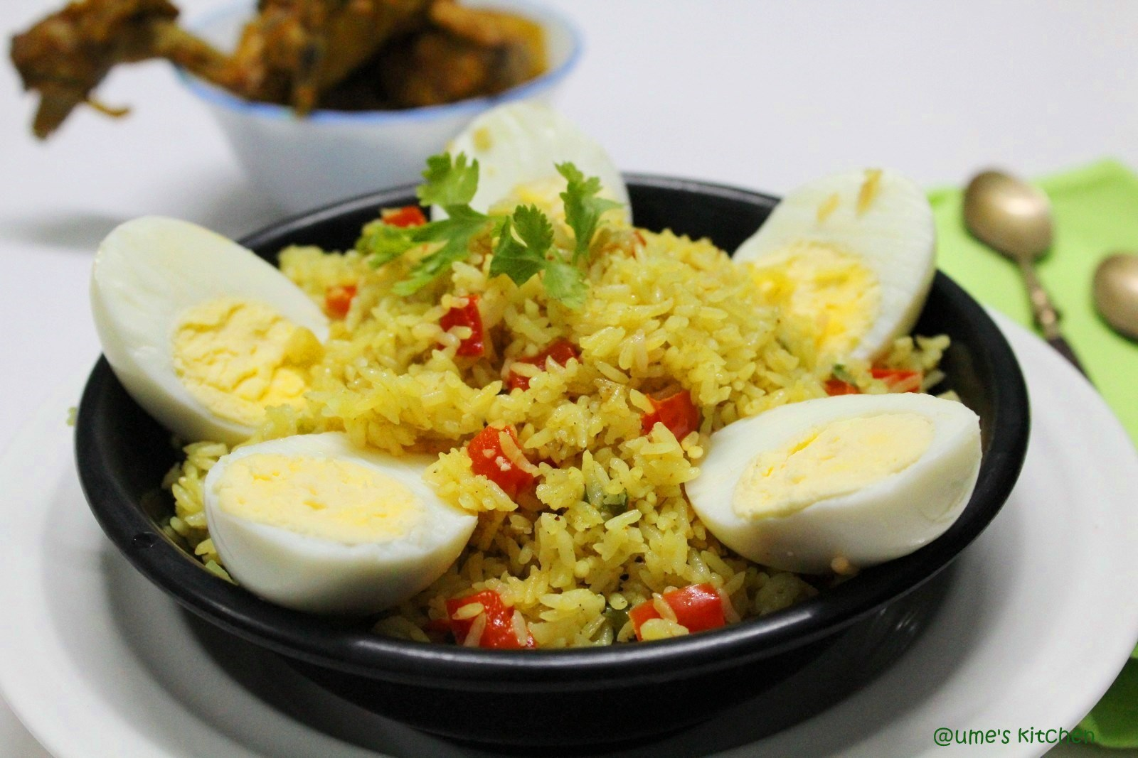 how to cook egg fried rice