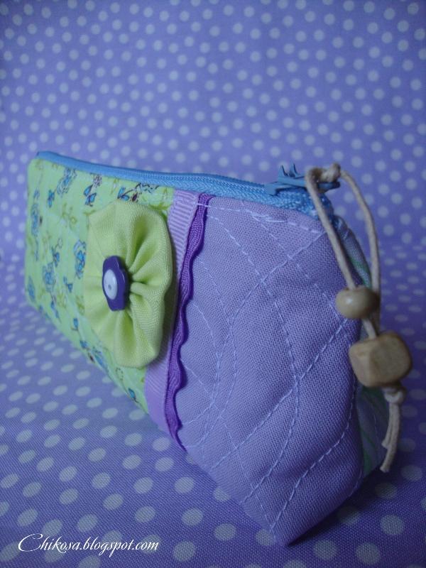 Как сшить сумочку для очков
