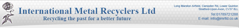 International Metal Recycling Ltd