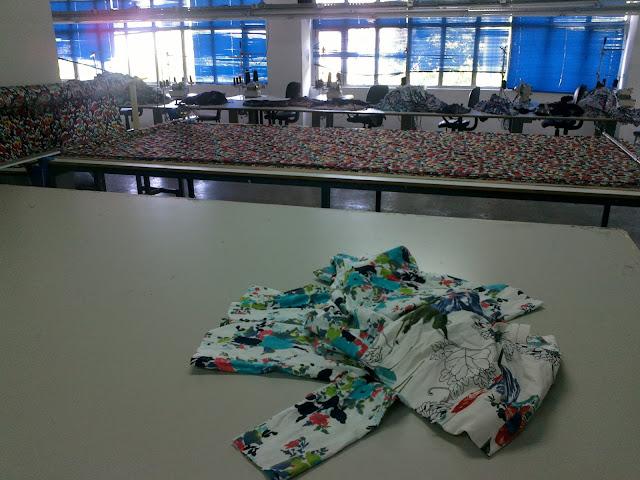 bayan giyim ürünleri yüksek adetli imalat yapılır