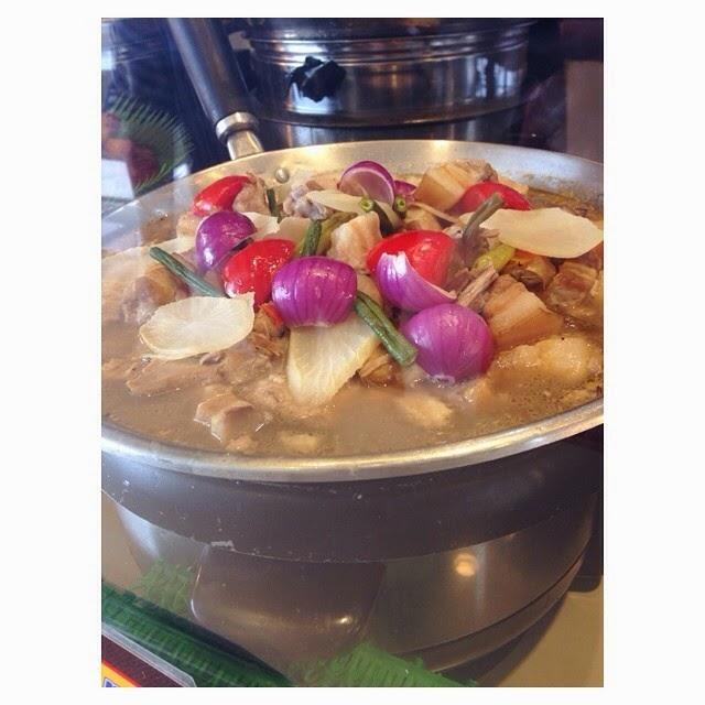 Pork Sinigang for lunch?
