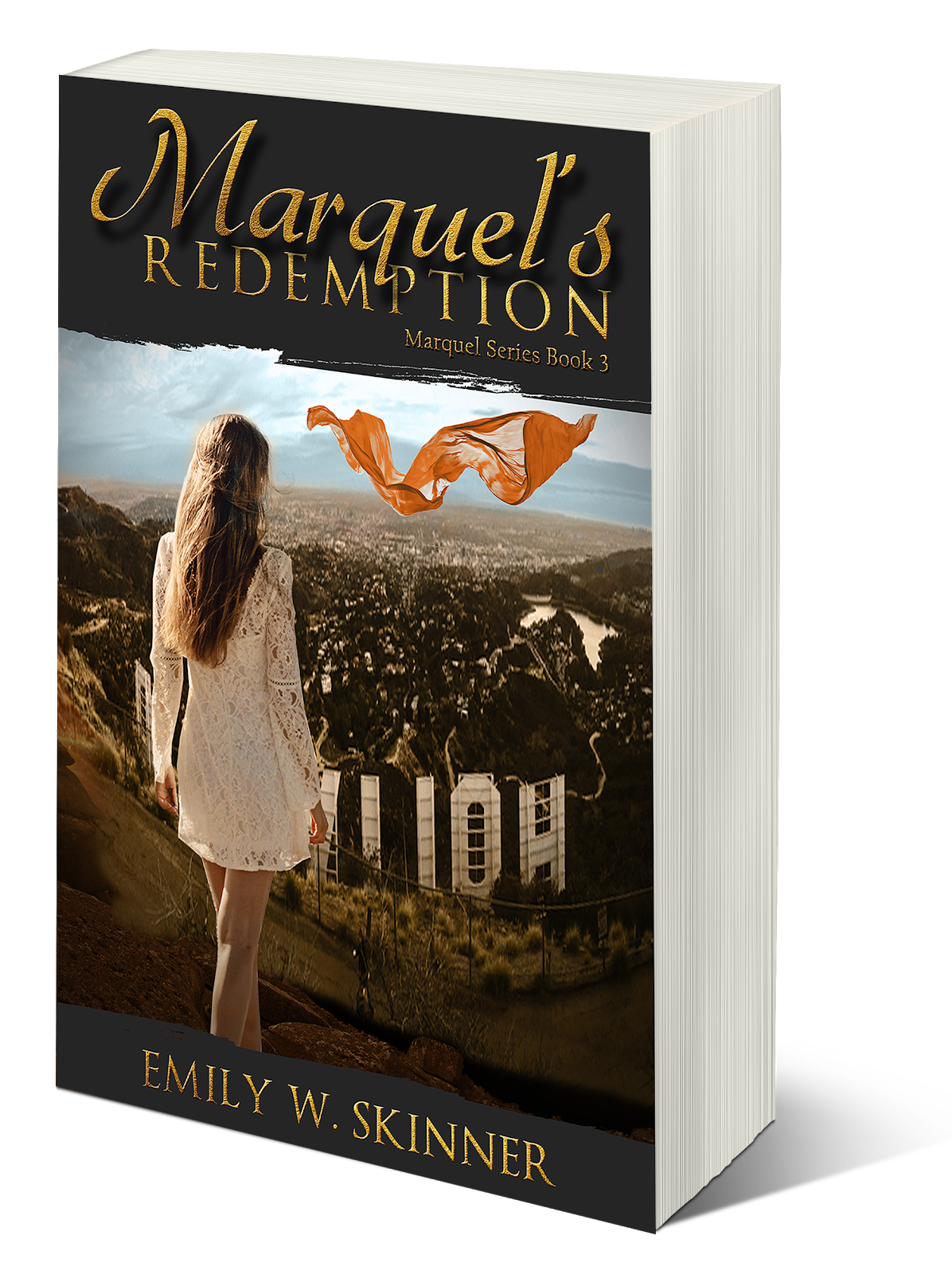 Marquel's Redemption - Book 3 in series