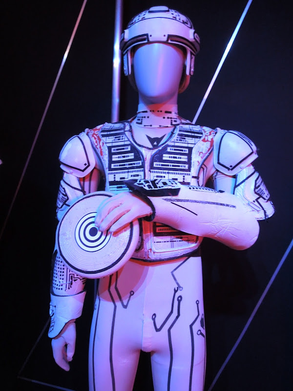 Tron Ram movie costume
