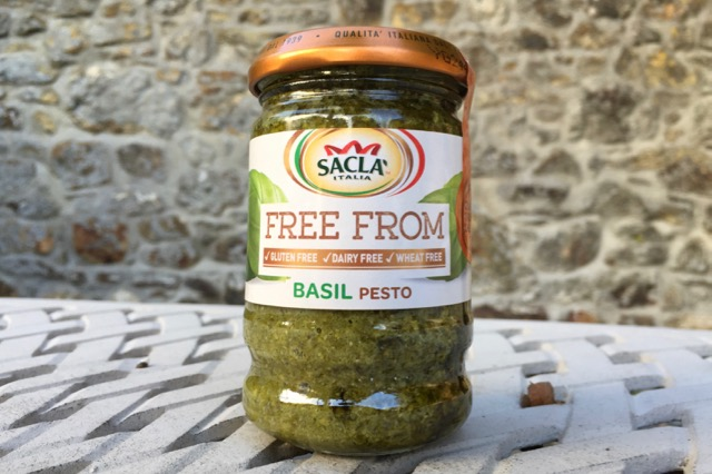 Sacla 'Free From' (dairy-free vegan) Pesto