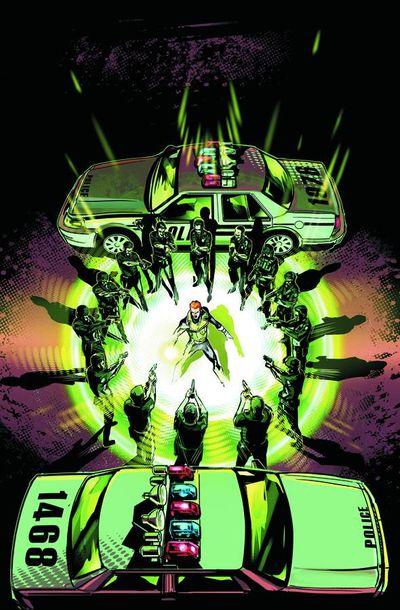 DC Green Lantern Corps#15