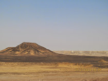 Western Oasis Loop, Egypt: Black Desert meets White Desert outside Bahariya