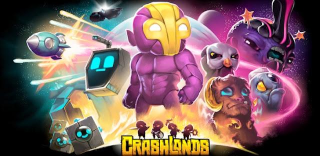 Crashlands v1.0.6 Apk Miki