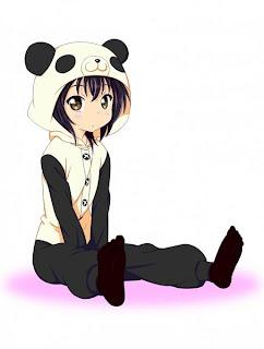 panda halloween costumes
