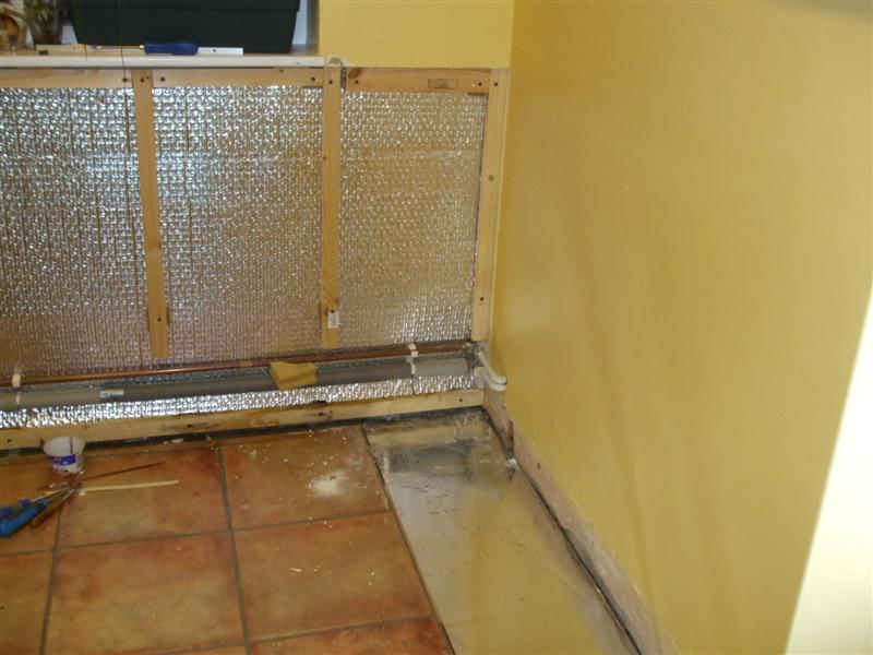 Laminate Flooring Water Leak Under Laminate Flooring
