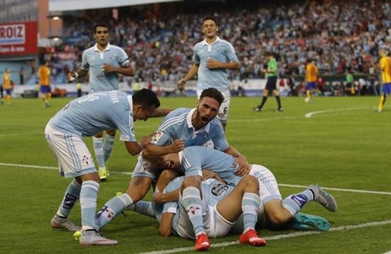 Celta de Vigo 4 x 1 Barcelona - Campeonato Espanhol(La Liga) 2015/16
