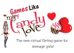 free dating games like my candy love