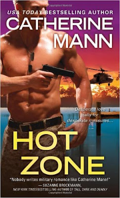catherine mann, hot zone, book review