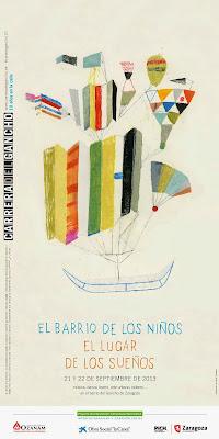 Cartel Carrera del Gancho 2013
