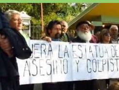 DIPUTADOS VOTARÁN PROYECTO PARA RETIRAR SÍMBOLOS DE PINOCHET Y OTROS GOLPISTAS