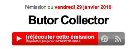 Butor collector