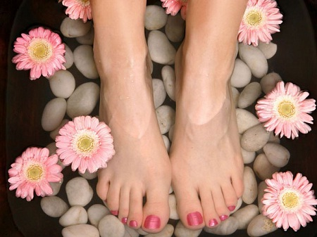 Why should you have to take care of your feet for a lifetime?