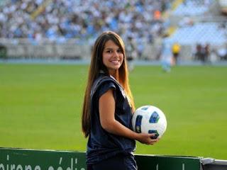 Fotos Fernanda Maia - Gandula musa do Botafogo