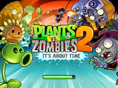 Tampilan1 Plants vs Zombies 2