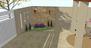 Reformando a distancia muros e fachadas - Abbattimento muro interno senza dia ...