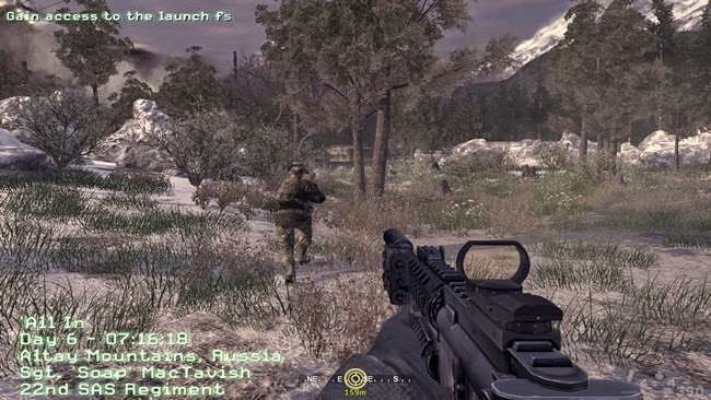 Call of Duty 4 Modern Warfare (2)