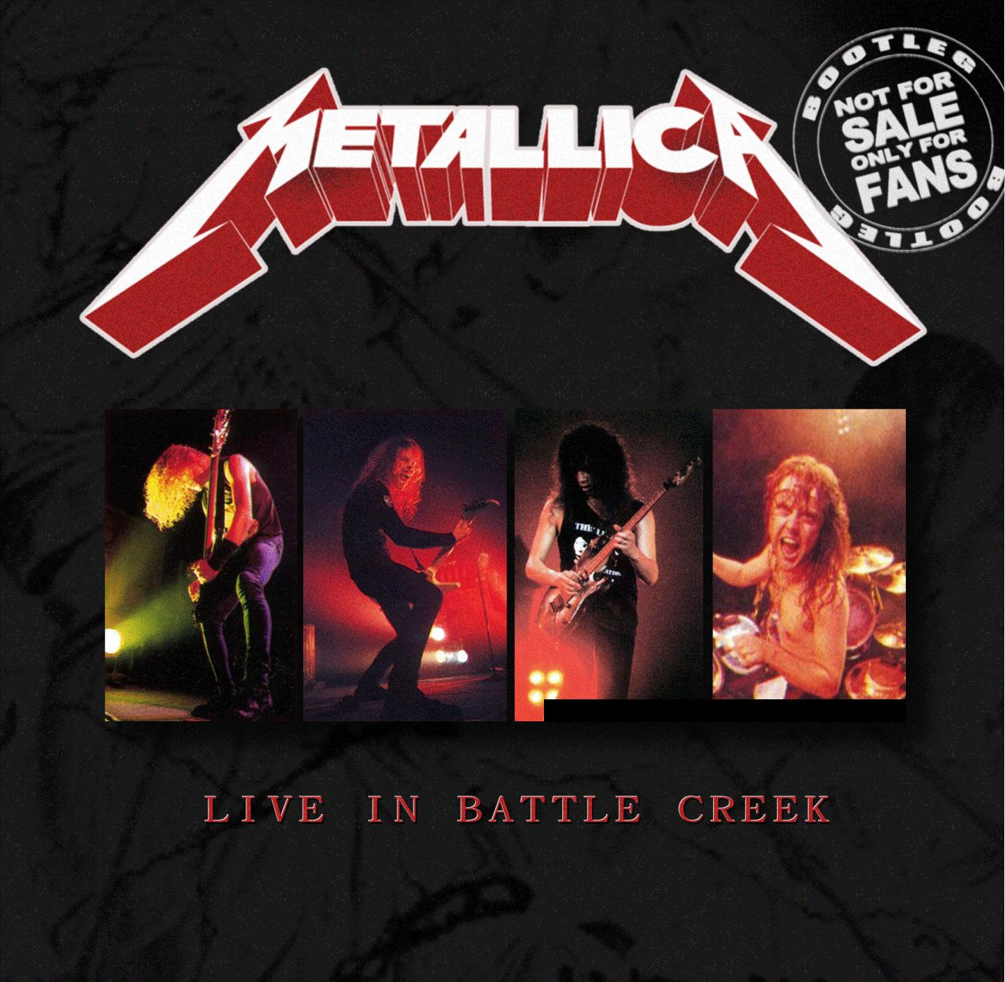 Metallica Megapost (75cds) Discografia 320k - Identi