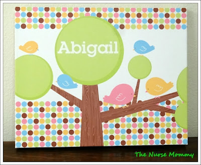 personalized gifts for kids, frecklebox, cute kid stuff, personalized wall art, personalized wall canvas