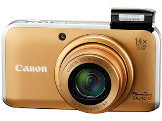 Harga Canon Powershot SX210 IS