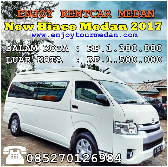 New Hiace Full Ac