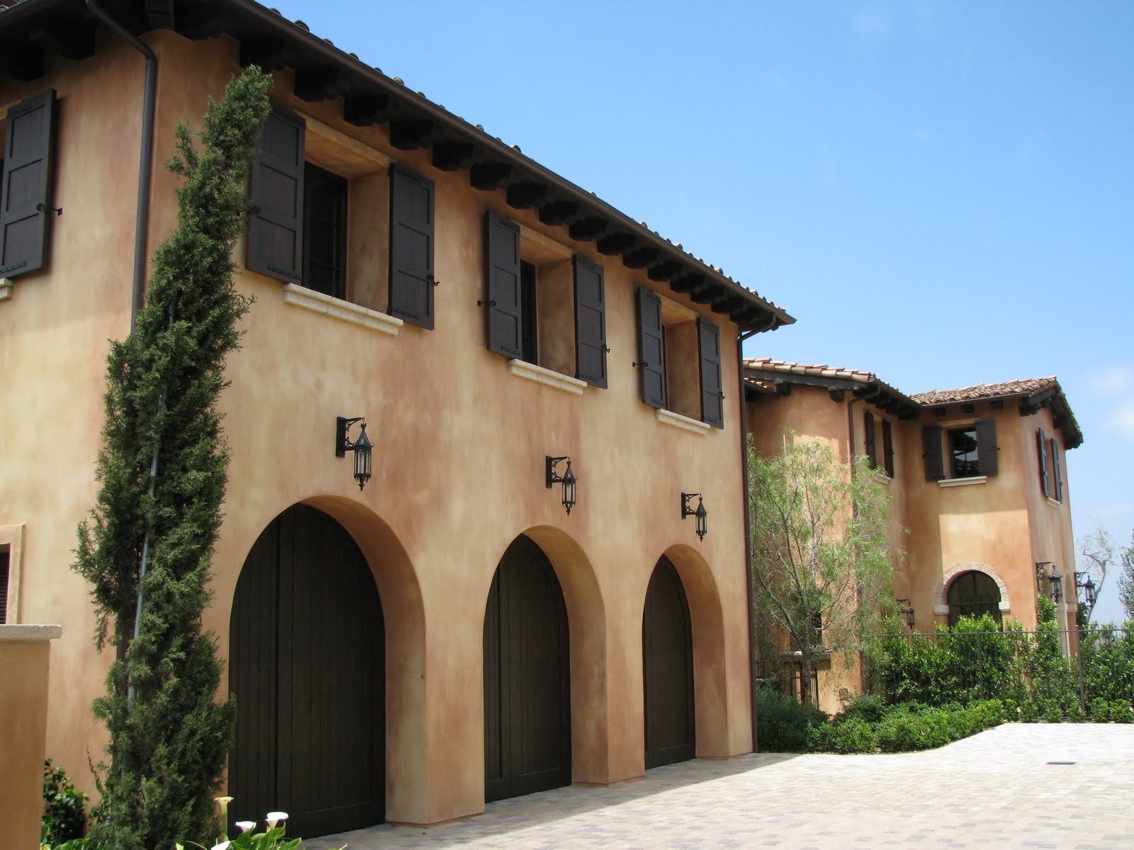 Everything stucco stucco colors and pigment loading for Exterior house finishes
